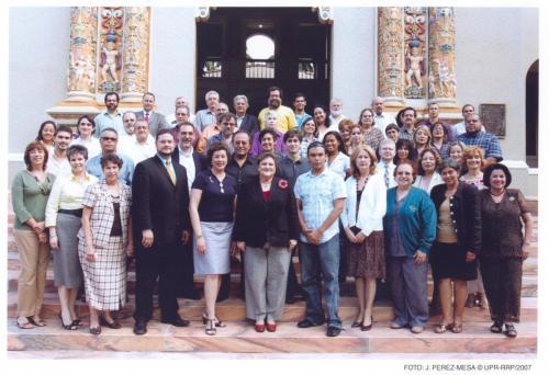 Senado Académico 2007-2008