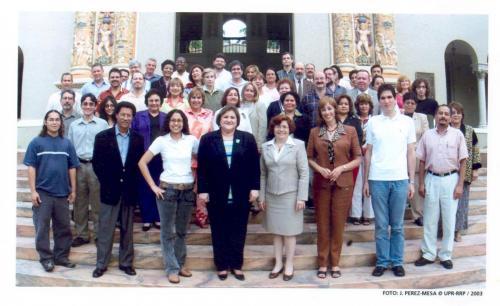 Senado Académico 2002-2003
