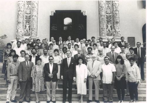 Senado Académico 1987-1988