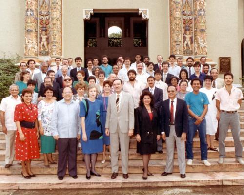 Senado Académico 1988-1989