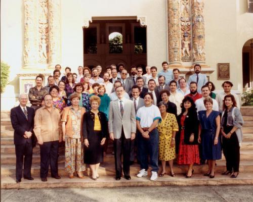 Senado Académico 1991-1992