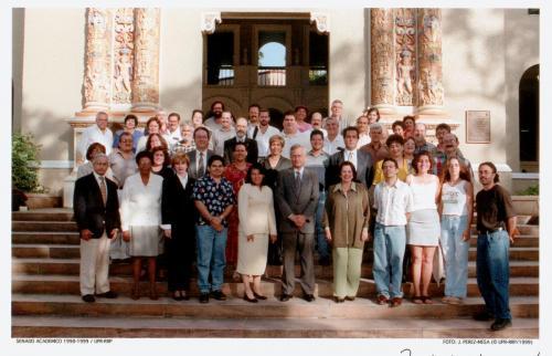 Senado Académico 1998-1999
