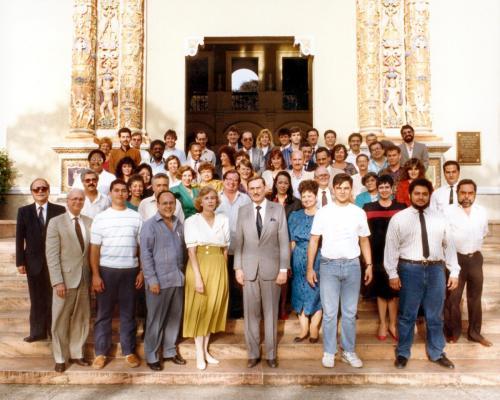 Senado Académico 1989-1990