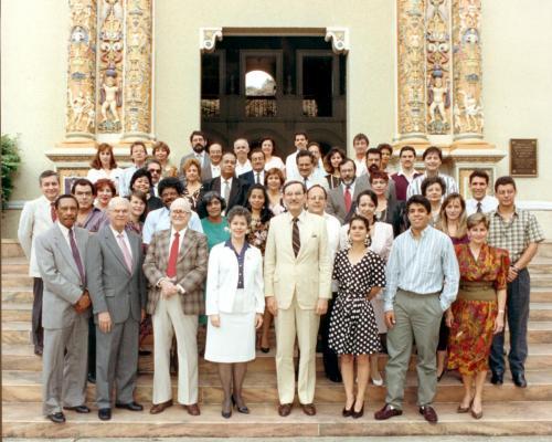 Senado Académico 1990-1991