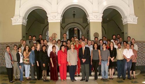 Senado Académico 2000-2001