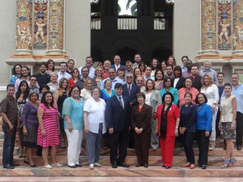 Senado Académico 2012-2013